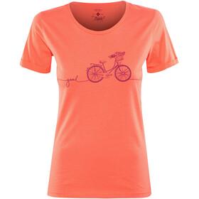 Triple2 Laag Bike T-Shirt Women red